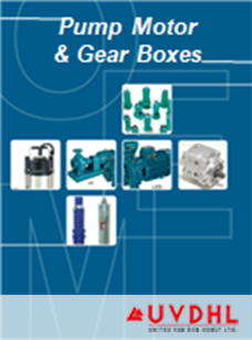 Pump Motor & Gear Boxes