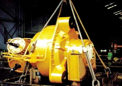 BUCKET WHEEL ASSEMBLIES